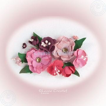 Afbeeldingen van Flower Foam set 5