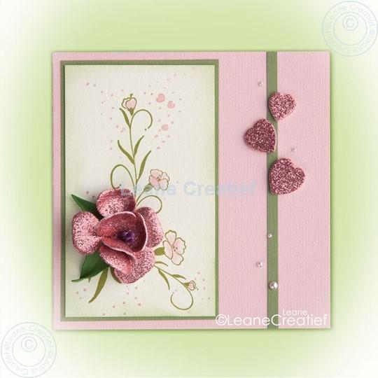 Afbeelding van Multi Die Rose 016 & Stamp Swirl