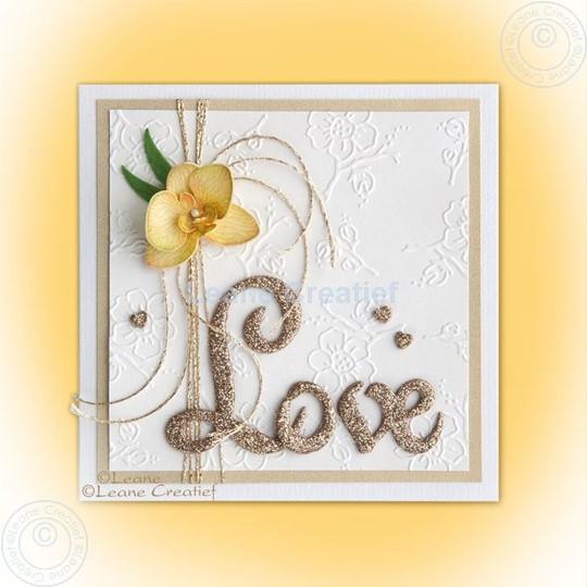 Afbeelding van Combi stamp & Die Love