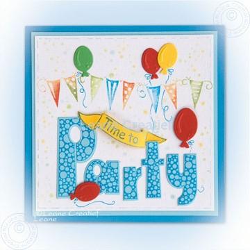 Image de Party Lea'bilitie die & stamp