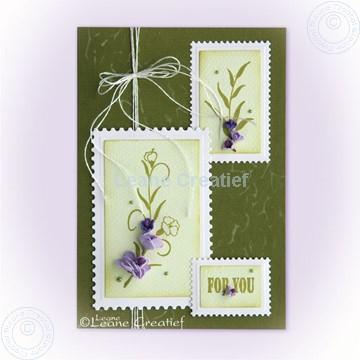 Afbeeldingen van Stamp Carnation Swirl