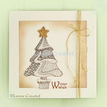 Afbeeldingen van Doodle Christmas tree