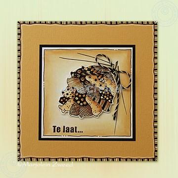 Afbeeldingen van Doodle pine cone