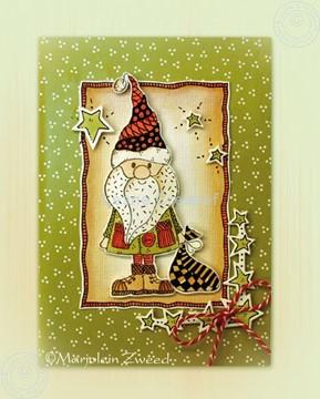 Afbeeldingen van Doodle Santa