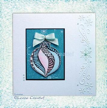 Afbeeldingen van Doodle Ornament