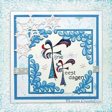 Afbeeldingen van Doodle text stamp