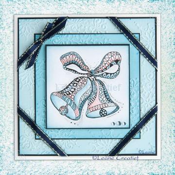 Afbeeldingen van Doodle stamp Bells