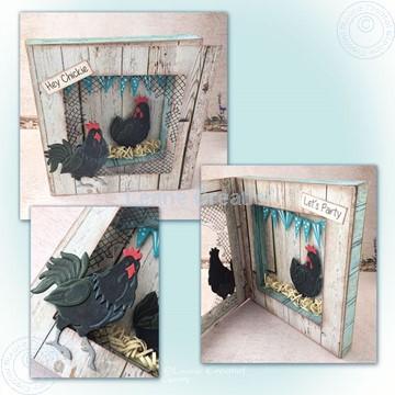 Afbeeldingen van Lea'bilitie Rooster & hen