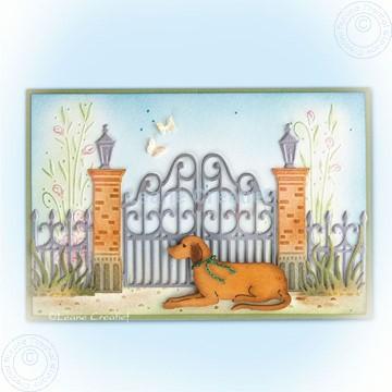 Afbeeldingen van Lea'bilitie Garden gate