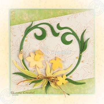 Afbeeldingen van Daffodils & Swirls