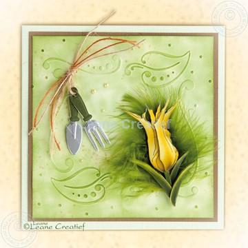 Bild von Embossing folder Frame