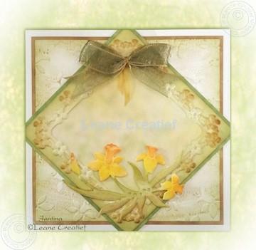 Bild von Daffodil & Swirls