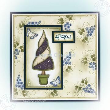 Afbeeldingen van Paper Patch Die Tree