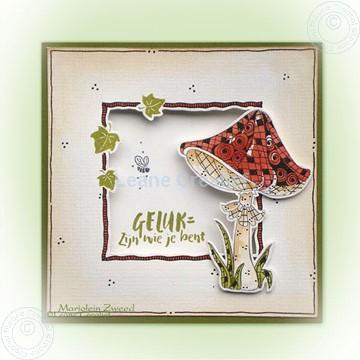 Image de Doodle stamp Mushroom