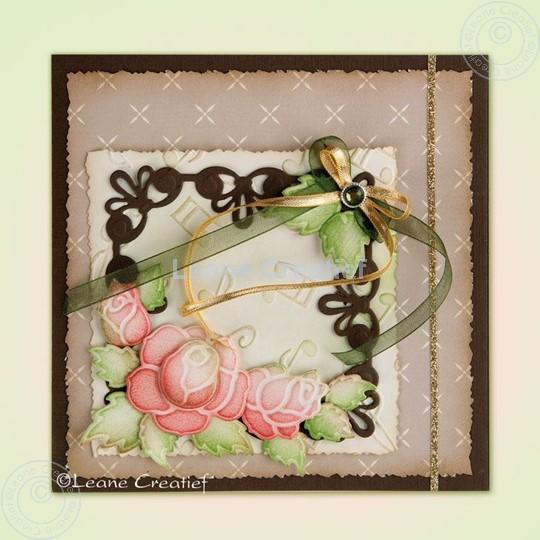 Afbeelding van Frame roses