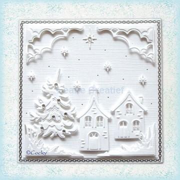 Bild von Winter white Christmas
