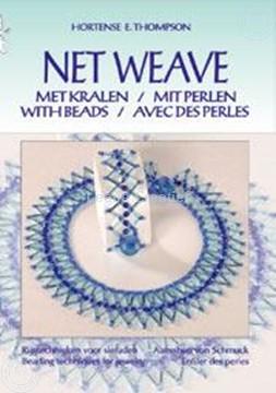 Bild von Net Weave mit Perlen