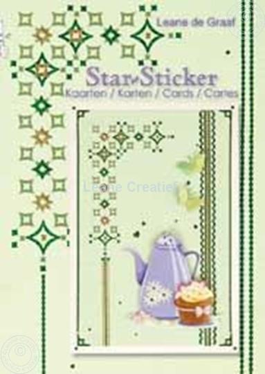 Bild von Star-Sticker Karten