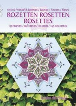 Picture of Rosettes on cards
