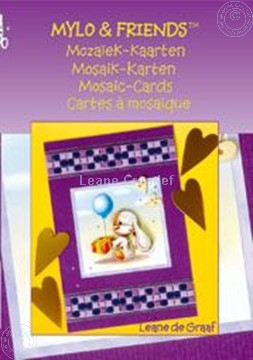 Picture of Mylo & Friends® Mosaic Cards