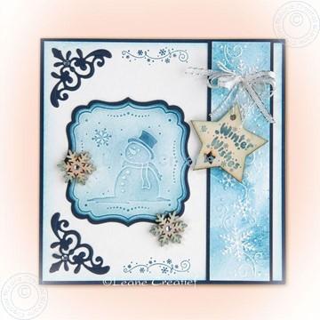 Bild von Embossing folder frames