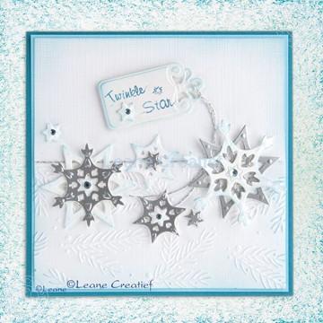 Bild von Snow crystal