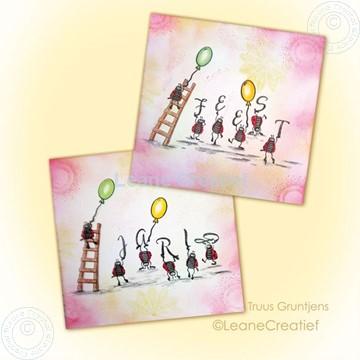 Afbeeldingen van Combi Stamp Lady bugs