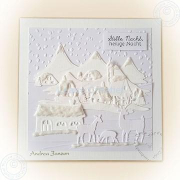 Afbeeldingen van Landscape in white