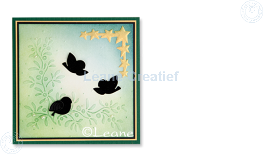 Bild von Background Mistletoe