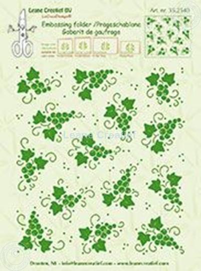 Image sur Background Grapes