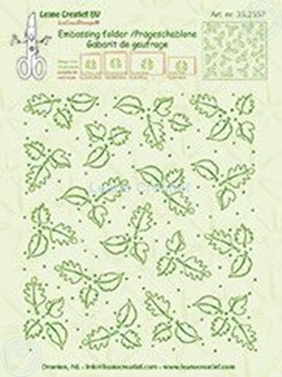 Image sur Background Leaves