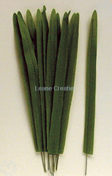 "Image de LeCreaDesign® Paquets de feuilles ""narcisse"""