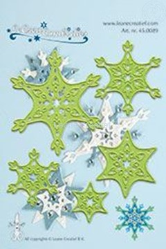 Bild von Combi Die: Snow crystal