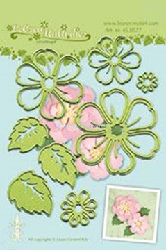 Image de Multi die flower 008