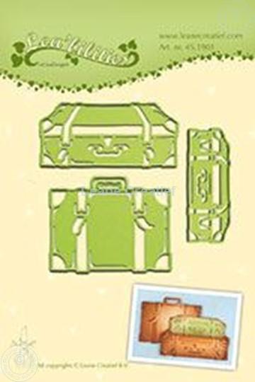 Bild von Suitcases