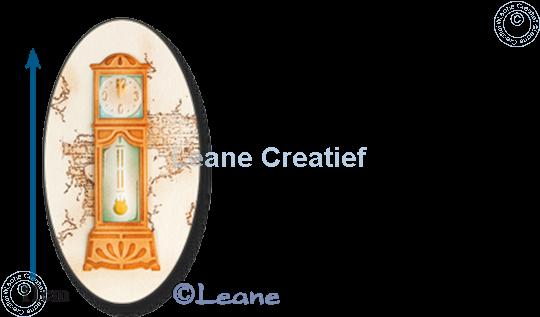 Afbeelding van Grandfather clock