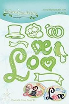 Afbeeldingen van Lea'bilitie Combi die Love