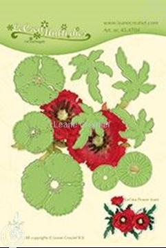 Image de Lea'bilitie Multi die Flower 013 Poppy