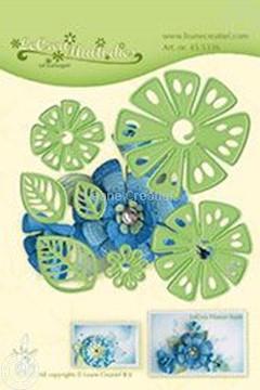 Bild von Lea'bilitie Multi die Flower 014 Fantasy flower