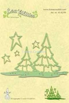 Afbeeldingen van Lea'bilities scenery trees lea013
