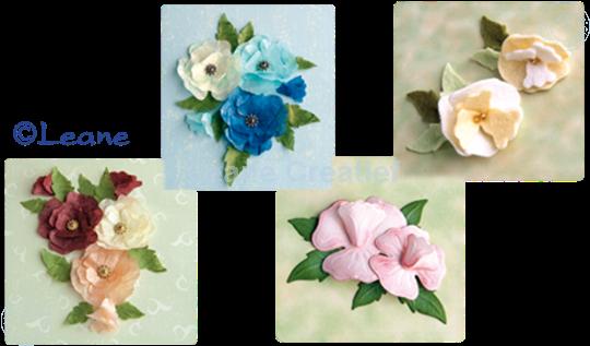 Picture of Multi die flower 005