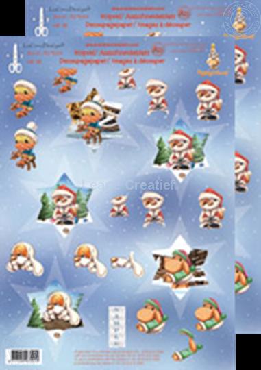 Afbeelding van Mylo kerstster 3D #38