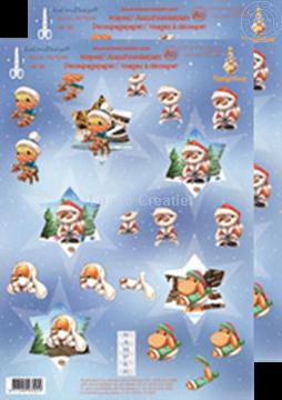 Image de Mylo etoile de Noël 3D #38
