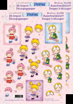 Image de Images à découper Pinkies #4