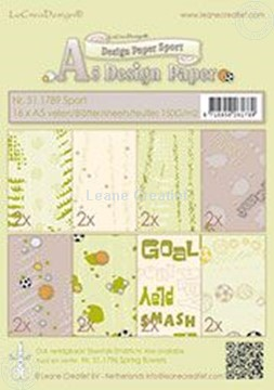 Picture of Design paper Sport