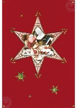 Bild von Mylo & Friends® Weihnachten Sticker Karten Bastelpackung Sterne #4