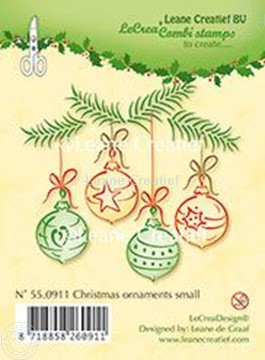 Picture of Christmas ornaments small