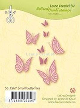 Picture of Small butterflies