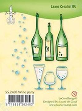 Afbeeldingen van Wine party