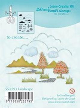 Image de Combi stamp Landscape